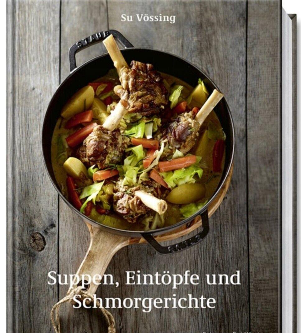 """Suppen, Eintöpfe Schmorgerichte von Su Vössing KitchenAid Thermomix """"wie neu"""""""