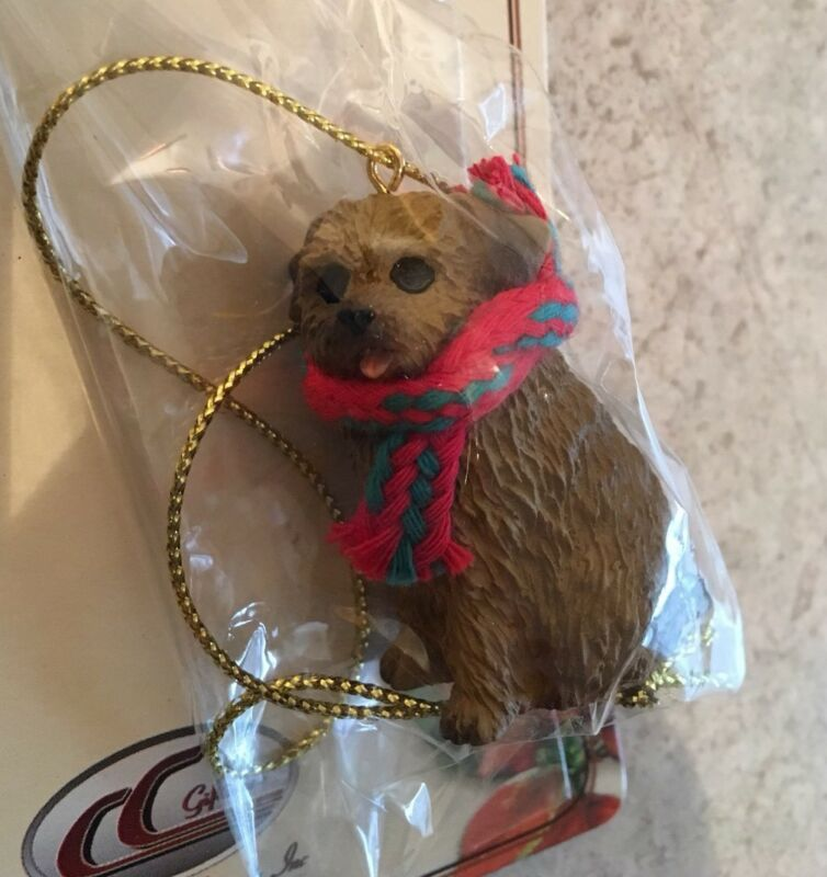 Norfolk Terrier Ornament Mini Dog Tiny Ones by Conversation Concepts New