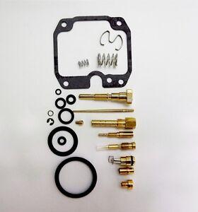 NEW  Moto 4 YFM200 Carburetor Carb Rebuild Kit Repair For Yamaha 1986-1989 USA