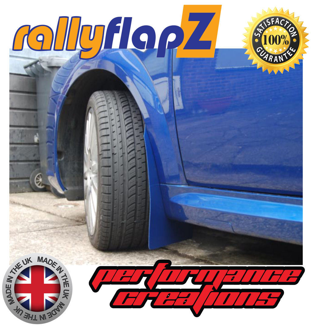 FORD MONDEO ST//2//3 ST170 ST220 FIESTA RALLY HEAVY DUTY MUD GUARDS SPLASH GUARDS