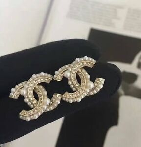 Chanel earrings with box Melbourne CBD Melbourne City Preview