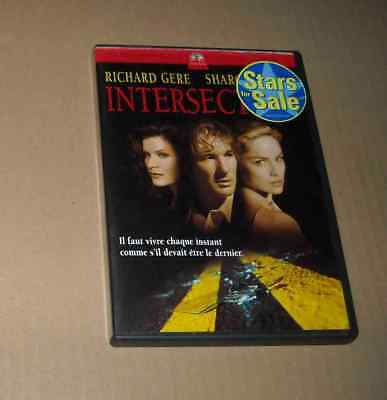 DVD INTERSECTION RICHARD GERE