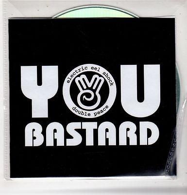 (GU440) Electric Eel Shock, You Bas***d - DJ CD