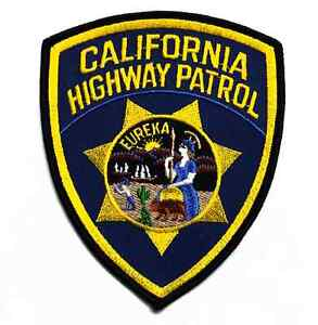 CHiPs TV CHP CALIFORNIA HIGHWAY PATROL ERIK ESTRADA PARCHE PATCH