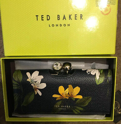 BNIB GENUINE TED BAKER Savanna Large BOBBLE MATINEE PURSE 👛 ABBEYY NEW IN