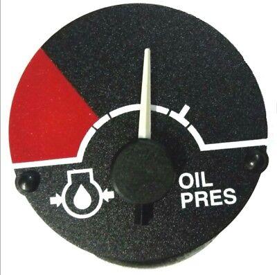 Re61185 Aftermarket John Deere Inst. Cluster Oil Pressure Gauge
