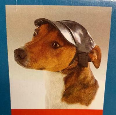 Dog Biker Cap - Biker Cap For (Dog Pets Cap)