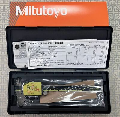 Genuine Mitutoyo 500-196-30 Digimatic Caliper 0-6150mm