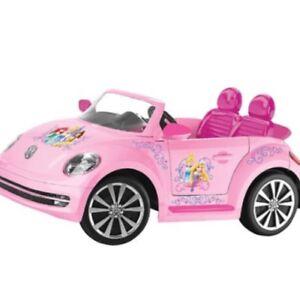 Kidtrax Volkswagen Princess Ride On, 12-Volt
