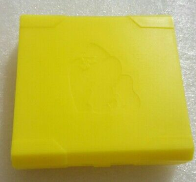 500 Chubby Gorilla Yellow 4 bay 18650 Battery Case Holder storage New wholesale