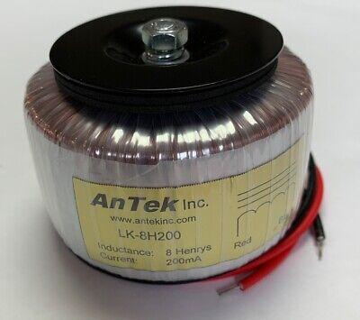 Antek Tube Amp Toroidal Power Supply Choke Filter Choke 8h 200ma Lk-8h200