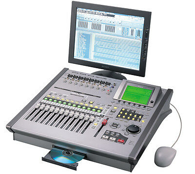 Photo ROLAND VS-2400 CD HARD DRIVE DIGITAL RECORDER TRACK RECORDING STUDIO 2000 2480