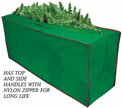 Christmas Tree Storage Bag Container For 8' Artificial Tree -NYLON with Handles ()