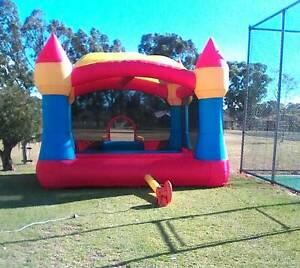 bouncy castle for hire Bunbury Bunbury Area Preview