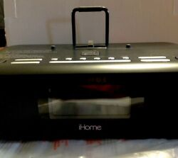 IHOME HDL95 DUAL ALARM CLOCK RADIO DOCK FOR APPLE BRAND NEW