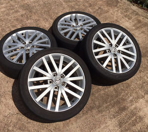 Mazda 6 MPS Wheels / Rims and Tyres - 18 inch Greystanes Parramatta Area Preview