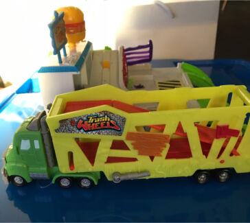Little boy's toys garage sale!