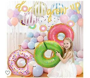 Donut grow up Balloon And Party theme(used) Yanchep Wanneroo Area Preview
