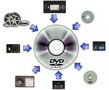 Video/Audio Media Conversion Specialist. Delahey Brimbank Area Preview