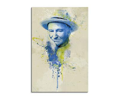 Robin Williams I Aqua 90x60cm Wandbild Aquarell Art