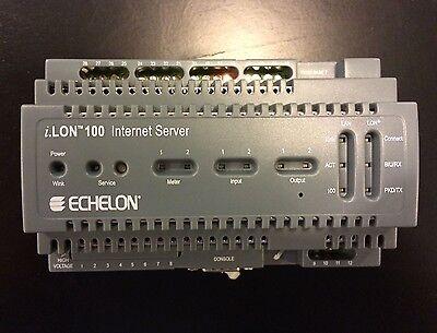 Echelon Lonworks I.lon 100e3 Plus Internet Server 72103r-300