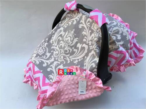 baby car seat canopy baby infant carseat canopyCover blanket cotton fit all seat