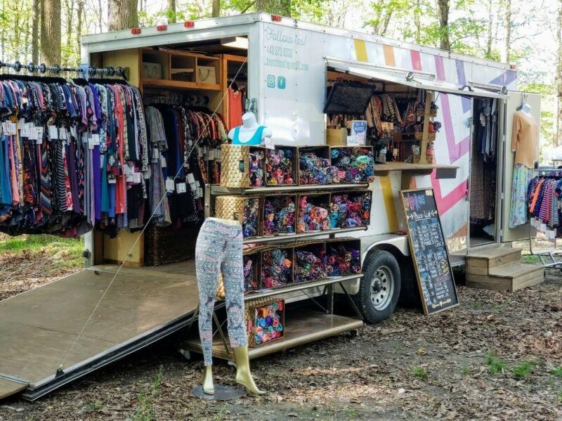 2017 Custom Mobile Boutique