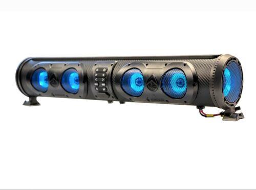ECOXGEAR SoundExtreme Amplified Bluetooth UTV Soundbar w/RGB