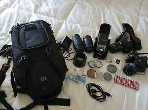 Whole Canon camera set up Cannonvale Whitsundays Area Preview