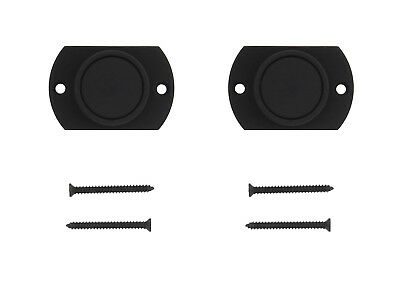 Concealed Gun Magnet – 25 Pounds Tactical Fast Draw Magnetic Mounts, 2 Pack ()