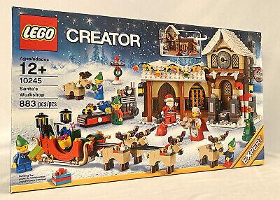 Lego Creator Santa's Workshop RETIRED! (10245)