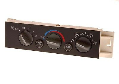1996-2000 Chevrolet GMC AC Delco Heater Control Panel HVAC New Free Shipping USA