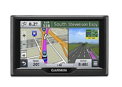 Garmin Nuvi 57Lm 5  Gps Navigator W  Lifetime Map Updates 010 01400 01