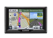 "Garmin nuvi 57LM 5"" GPS Navigator w/ Lifetime Maps 010-01400-01"