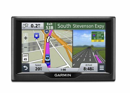 "5"" Garmin Nuvi 57LM GPS Navigator w/ Lifetime Map Updates 010-01400-01"