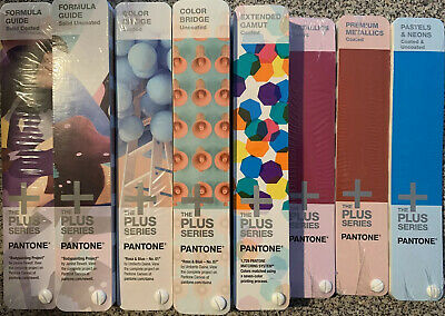 Pantone Complete Color Set - Sealed 2017 Series