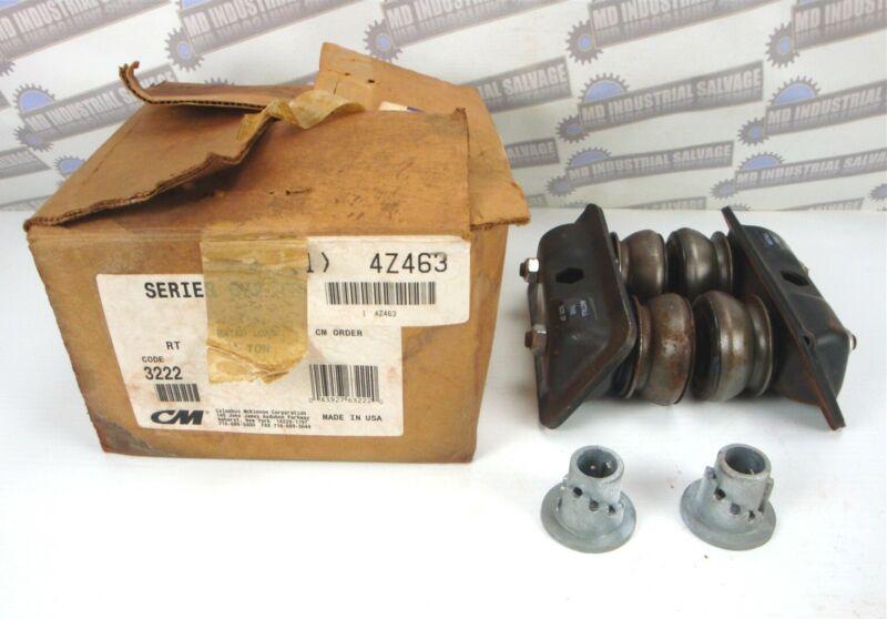 CM Series 632 Ball-Bearing Trolley 1/2 Tn (NEW in BOX) Missing HEX BAR Mfr# 3222