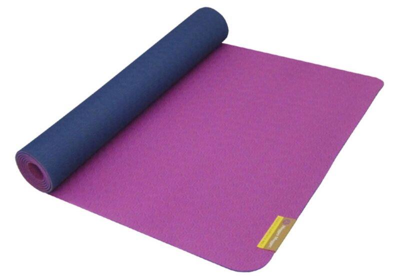 Hugger Mugger Earth Elements 3 mm Yoga Mat SEALED NEW