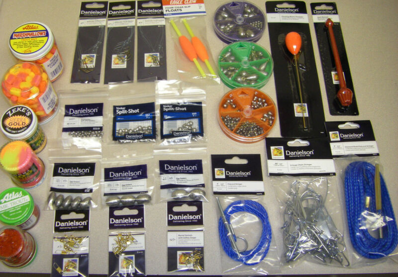 Fishing Tackle Store Display 2