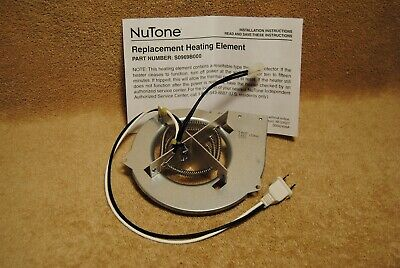 Nutone Heating Element S0969b000 New Without Box Bath Vent Fan Heater