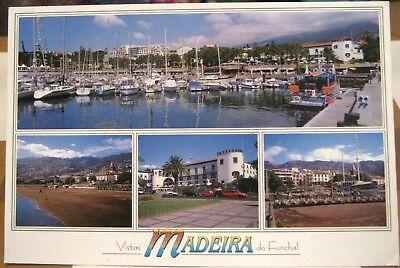 Portugal Madeira do Fuchal Vistas - posted