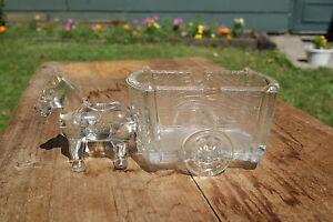 VINTAGE-DONKEY-WITH-CART-GLASS-HOLDER