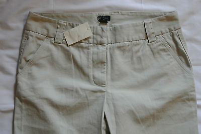 J. Crew Broken-in Twill  Chino Cropped Ca