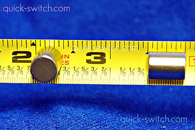 5 Rare Earth Magnet Alarm Neodymium Cylinder Barrel Fits Protection 1 Security