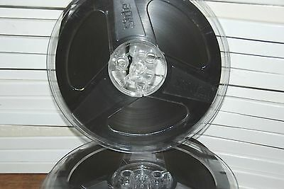 25 Reel to reel Scotch Recording Tapes, 1200 Low Noise For Teac, Sony, Technics