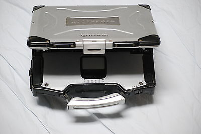 Panasonic Toughbook CF-29 Rugged Military 80gb  Win 7 Pro Office 2007