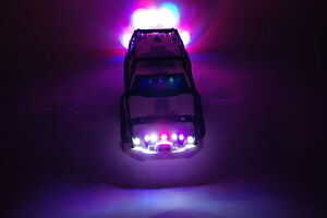 RC-LED-Light-set-with-14-super-bright-LEDs-Emergency-vehicle-ambulance-police