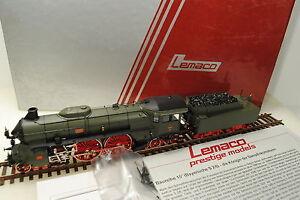 LEMACO-HO-058-K-BAY-St-B-Dampflok-S-2-6-gruen-NEU-in-OVP-RARITAT