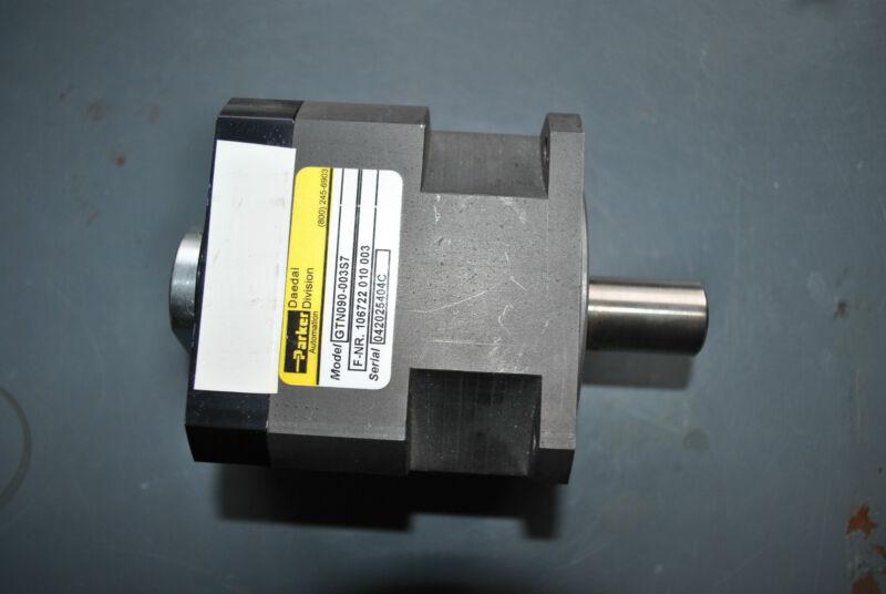 PARKER BAYSIDE DAEDAL GEARHEAD GTN090-003S7 F-NR.106722 010 003 USED
