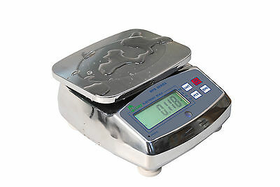 33 Lb X 0.001 Lb Tree Wpb Waterproof Basic Portion Control Scale